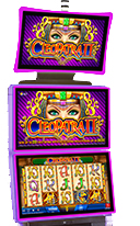 Cleopatra II automaat Holland Casino