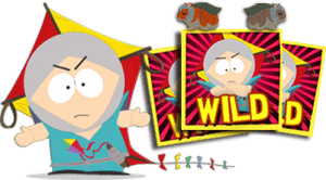 south park videoslot reel choas wilds