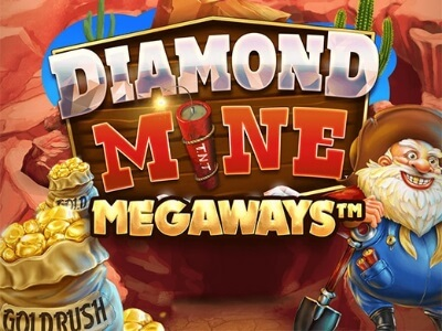 Diamond Mine Megaways logo