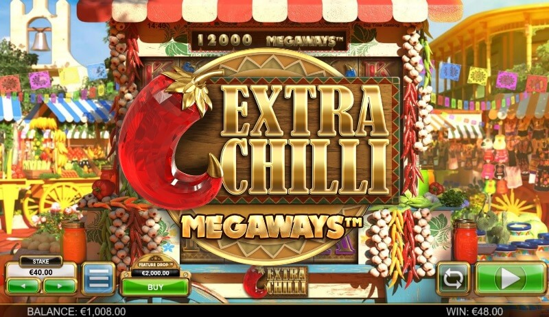 Extra Chilli Megaways Big Time Gaming