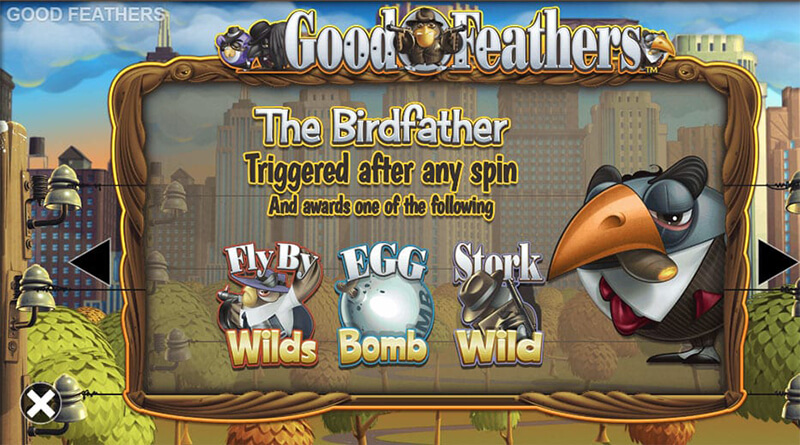 Good Feathers wilds