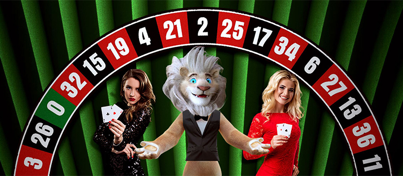white lion casino live casino
