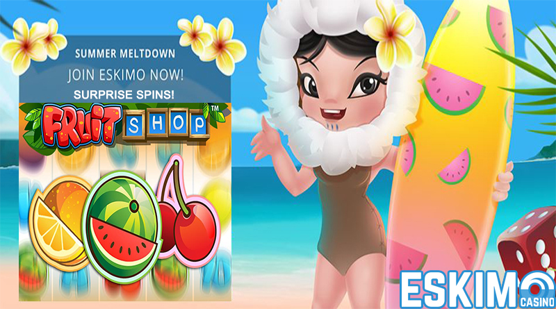 fruit shop free spins eskimocasino