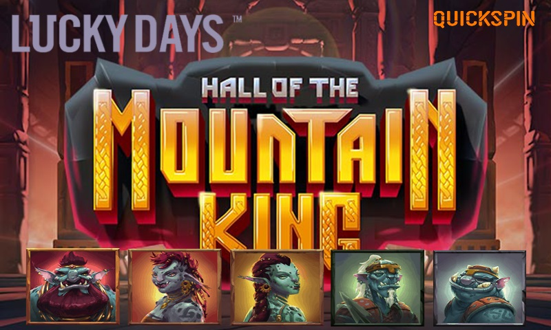 Hall of the Mountain King Lucky Days Casino