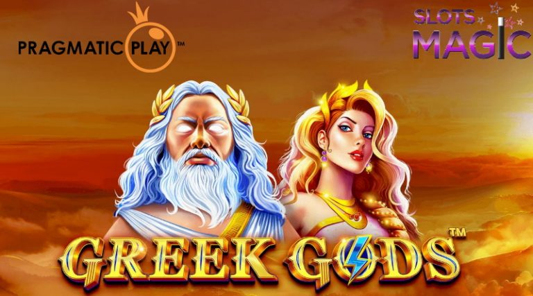 Greek Gods pragmatic play