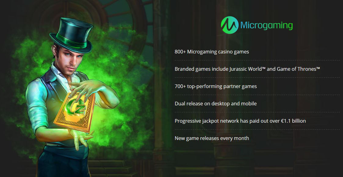 Microgaming the Wizard of OZ afbeelding
