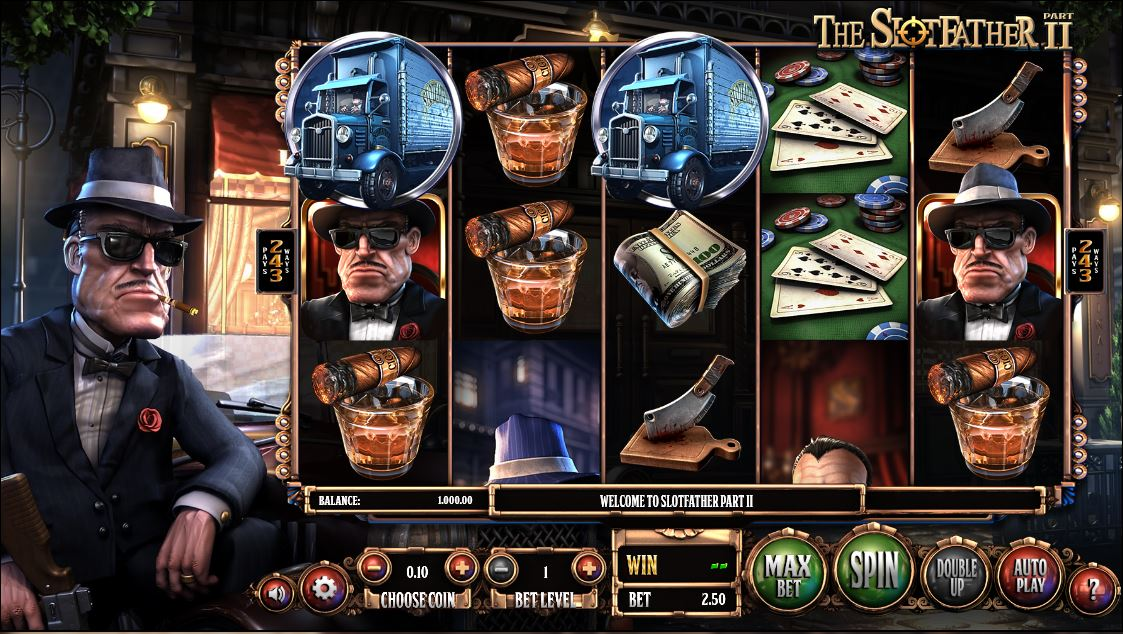 The Slotfather II - Betsoft Gaming