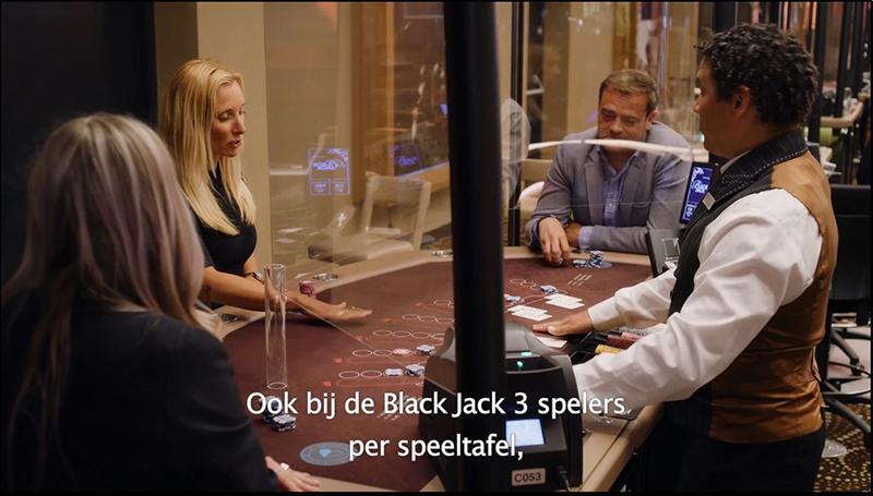blackjack Holland Casino