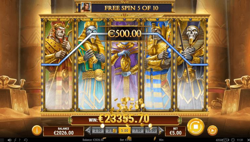 cat wilde and the doom of dead free spins