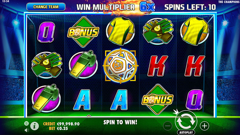 the champions bal multiplier