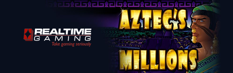 Aztec's Millions RealTime Gaming