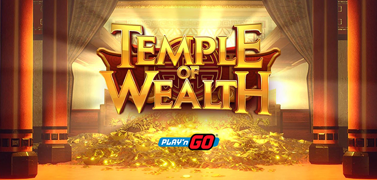 Temple of Wealth Play'n GO