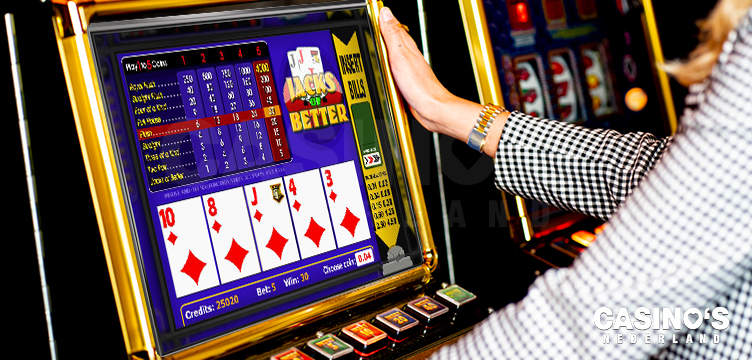 online casino video poker