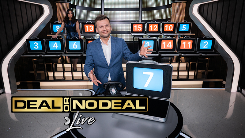 Deal or no Deal Live