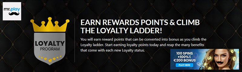 Loyalty program Mr.Play