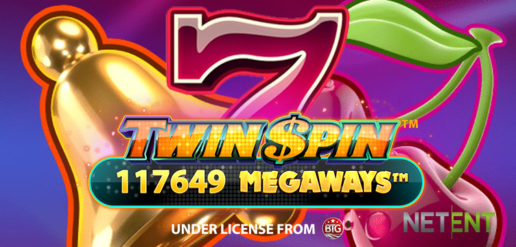 Twin Spin Megaways NetEnt