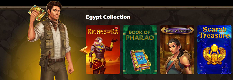 AmunRa egypt collection