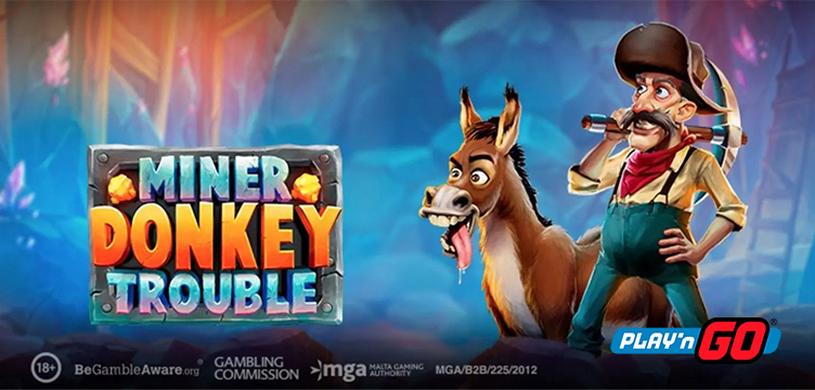 Miner Donkey Trouble Play'n GO
