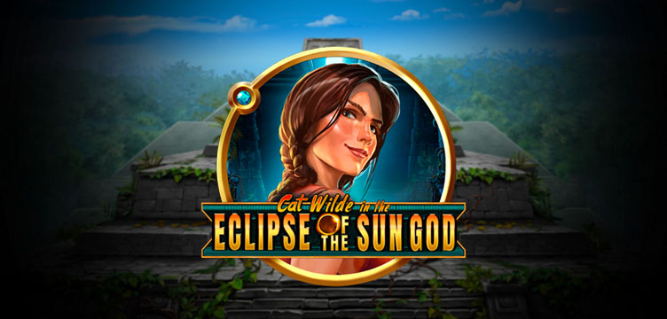 Cat Wilde in the Eclipse of the Sun God Play'n GO