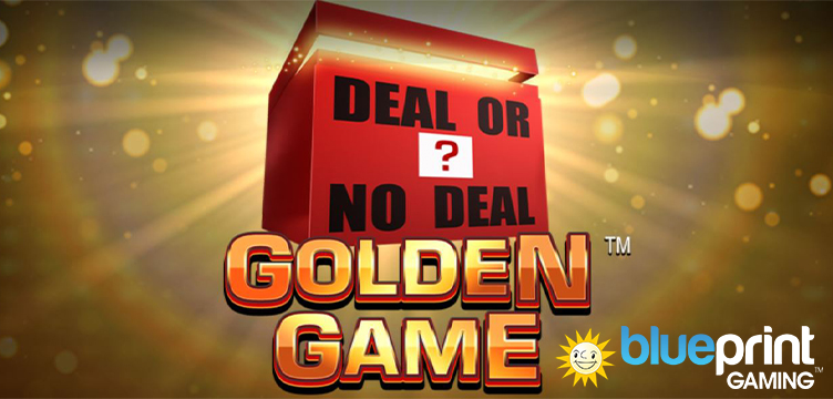 Deal or No Deal Golden Game Blueprint Gaming
