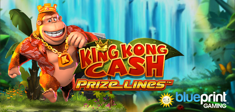 King Kong Cash Prize Lines Blueprint Gaming
