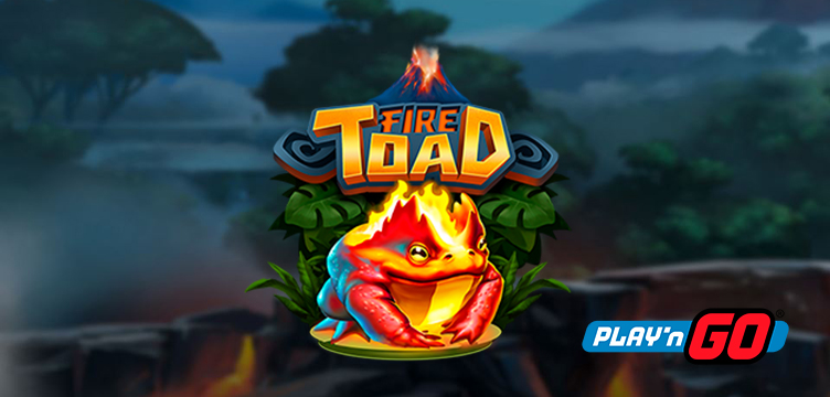 Fire Toad Play'n GO