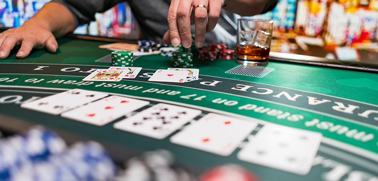 Online and physical casino