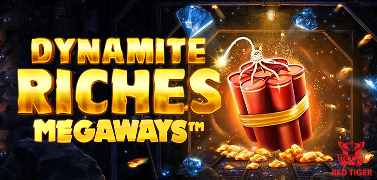 Dynamite Riches Megaways Red Tiger Gaming