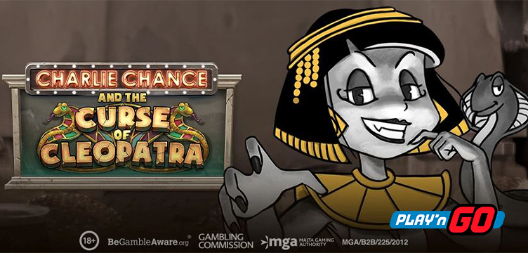 Charlie Chance and the Curse of Cleopatra Play'n GO